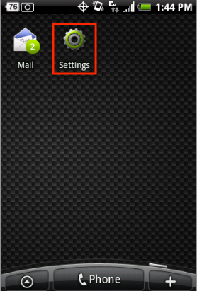 email android 1