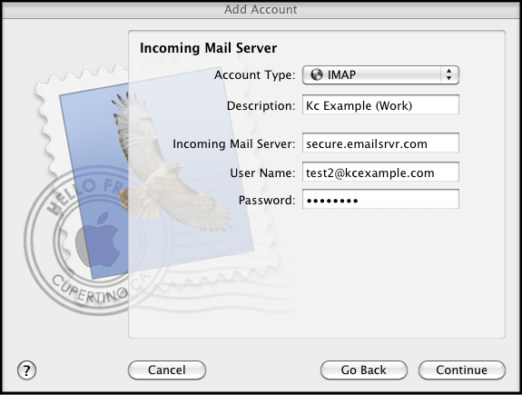 email mac mail 3