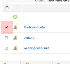 click-folder